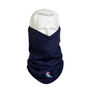 National Safety Apparel® One Size Fits Most Navy Modacrylic Blend 4.0 cal/cm² Flame Resistant Neck Gaiter