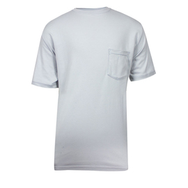 National Safety Apparel® Small Gray Classic Cotton™ 12 cal/cm² Flame Resistant T-Shirt