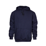 National Safety Apparel® Medium Navy UltraSoft® 22 cal/cm² Flame Resistant Sweatshirt With Pullover Closure