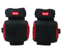 OccuNomix One Size Fits Most Black/Red Redbacks Polyester/D3O Impact Protection Knee Pad