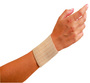 OccuNomix One Size Fits Most Beige Wrist Assist™ Elastic Wrist Support Wrap