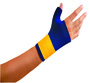 OccuNomix Small Blue Classic Neo Neoprene Thumb And Wrist Support