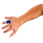 OccuNomix One Size Fits Most Blue OccuNomix Nylon/Spandex® Ring Scratch Guard