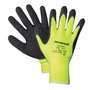 Honeywell Large Hi-Viz Yellow And Black Tuff-Coat™ Acrylic Cold Weather Gloves