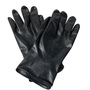 Honeywell Size 7 Black North® Butyl 13 mil Unsupported Butyl Chemical Resistant Gloves
