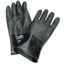 Honeywell Size 8 Black North® Butyl 13 mil Unsupported Butyl Chemical Resistant Gloves