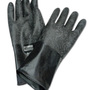 Honeywell Size 10 Black North® Butyl 32 mil Unsupported Butyl Chemical Resistant Gloves