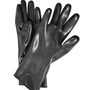 Honeywell Size 10 Black North® 28 mil Unsupported Viton® Chemical Resistant Gloves