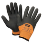 Honeywell Large Cold Grip Plus 5™ 15 Gauge Engineered Fiber Cut Resistant Gloves With Foam PVC Three-Quarter Coating
