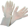Honeywell Size 7 White SK Cleanroom 15 mil Unsupported Nitrile Chemical Resistant Gloves