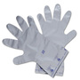 Honeywell Size 10 Silver North® Silver Shield® 2.7 mil Ethylene And Polyethylene And Vinyl Chemical Resistant Gloves