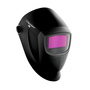 3M™ Speedglas™ 9002NC Black/Silver Welding Helmet With Variable Shades 8-12 Auto Darkening Lens