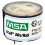 MSA Replacement ALTAIR®/XCell™ Hydrogen Sulfide , Sulfur Dioxide Sensor