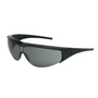 Honeywell Uvex Millennia™ Black Safety Glasses With Gray Anti-Scratch Lens
