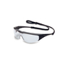 Honeywell Uvex Millennia™ Black Safety Glasses With Clear Anti-Scratch Lens And Breakaway Flexi-Cord™