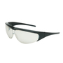 Honeywell Uvex Millennia™ Black Safety Glasses With SCT-Reflect 50 Anti-Scratch/Indoor/Outdoor Lens
