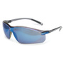 Honeywell Uvex® A700 Gray Safety Glasses With Blue Mirror/Anti-Scratch/Hard Coat Lens (Lead time for this product may be longer than normal.)