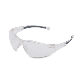 Honeywell Uvex® A800 Clear Safety Glasses With Clear Anti-Scratch/Hard Coat Lens (Lead time for this product may be longer than normal.)