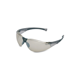 Honeywell Uvex® A800 Gray Safety Glasses With Gray Mirror/Anti-Scratch/Hard Coat/Indoor/Outdoor Lens (Lead time for this product may be longer than normal.)