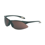 Honeywell Uvex® A900 Black Safety Glasses With Gray Anti-Fog Lens