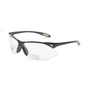 Honeywell Uvex® A900 Readers 1.5 Diopter Black Safety Glasses With Clear Anti-Scratch/Hard Coat Lens