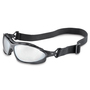 Honeywell Uvex Seismic® Black Safety Glasses With SCT-Reflect 50 Anti-Fog Lens
