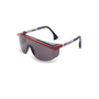 Honeywell Uvex Astrospec 3000® White, Blue And Red Safety Glasses With Gray Anti-Scratch/Hard Coat Lens (Lead time for this product may be longer than normal.)