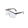 Honeywell Uvex Astrospec 3000® Black Safety Glasses With Clear Anti-Scratch/Hard Coat Lens