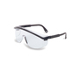Honeywell Uvex Astrospec 3000® Black Safety Glasses With Clear Anti-Fog Lens