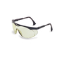 Honeywell Uvex Skyper® Black Safety Glasses With SCT-Low IR Anti-Fog Lens
