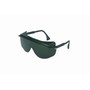 Honeywell Uvex Astrospec® 3001 Over-The-Glasses Black Safety Glasses With Shade 5.0 Infra-dura Anti-Scratch/Hard Coat Lens