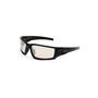 Honeywell Uvex Hypershock™ Matte Black Safety Glasses With SCT-Reflect 50 Anti-Scratch/Hard Coat Lens