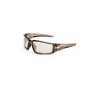 Honeywell Uvex Hypershock™ Smoke Brown Safety Glasses With SCT-Reflect 50 Anti-Scratch/Hard Coat Lens