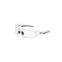 Honeywell Uvex Hypershock™ Clear Ice Safety Glasses With Clear Anti-Fog Lens