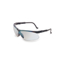 Honeywell Uvex Genesis® Black Safety Glasses With SCT-Reflect 50 Anti-Scratch/Hard Coat Lens
