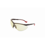 Honeywell Uvex Genesis XC™ Black Safety Glasses With SCT-Low IR Anti-Fog Lens