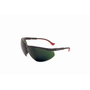 Honeywell Uvex Genesis XC™ Black Safety Glasses With Shade 5.0 Anti-Scratch/Hard Coat Lens