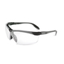 Honeywell Uvex Genesis® S Pewter And Black Safety Glasses With Clear Anti-Fog Lens