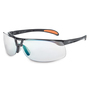 Honeywell Uvex Protege® Black Safety Glasses With SCT Reflect 50 Anti-Scratch/Hard Coat Lens (Lead time for this product may be longer than normal.)