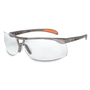 Honeywell Uvex Protege® Tan Safety Glasses With Clear Anti-Fog Lens (Lead time for this product may be longer than normal.)