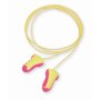Honeywell Howard Leight/Laser-Lite® Contoured T-Shape Polyurethane Foam Disposable Corded Earplugs