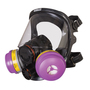 Honeywell Medium - Large 7600 Series Full Face Silicone Welding Air Purifying Respirator