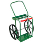 Anthony Welded Products High Rail Design Medium Duty Dual Cylinder Cart With 18