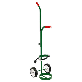 Anthony Welded Products Metal Hand Carried Portable Cylinder Cart With 6