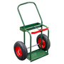 Anthony Welded Products High Rail Design Medium Duty Dual Cylinder Cart With 16