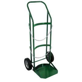 Anthony Welded Products Heavy Duty Single Cylinder Cart With 10