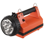 Streamlight® Orange LiteBox® E-Spot® Rechargeable Fire-Rescue Lantern
