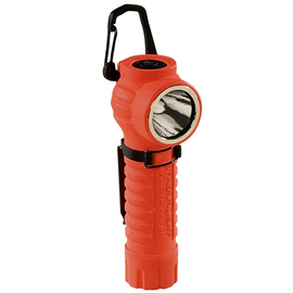 Streamlight® Orange PolyTac 90® Tactical Flashlight