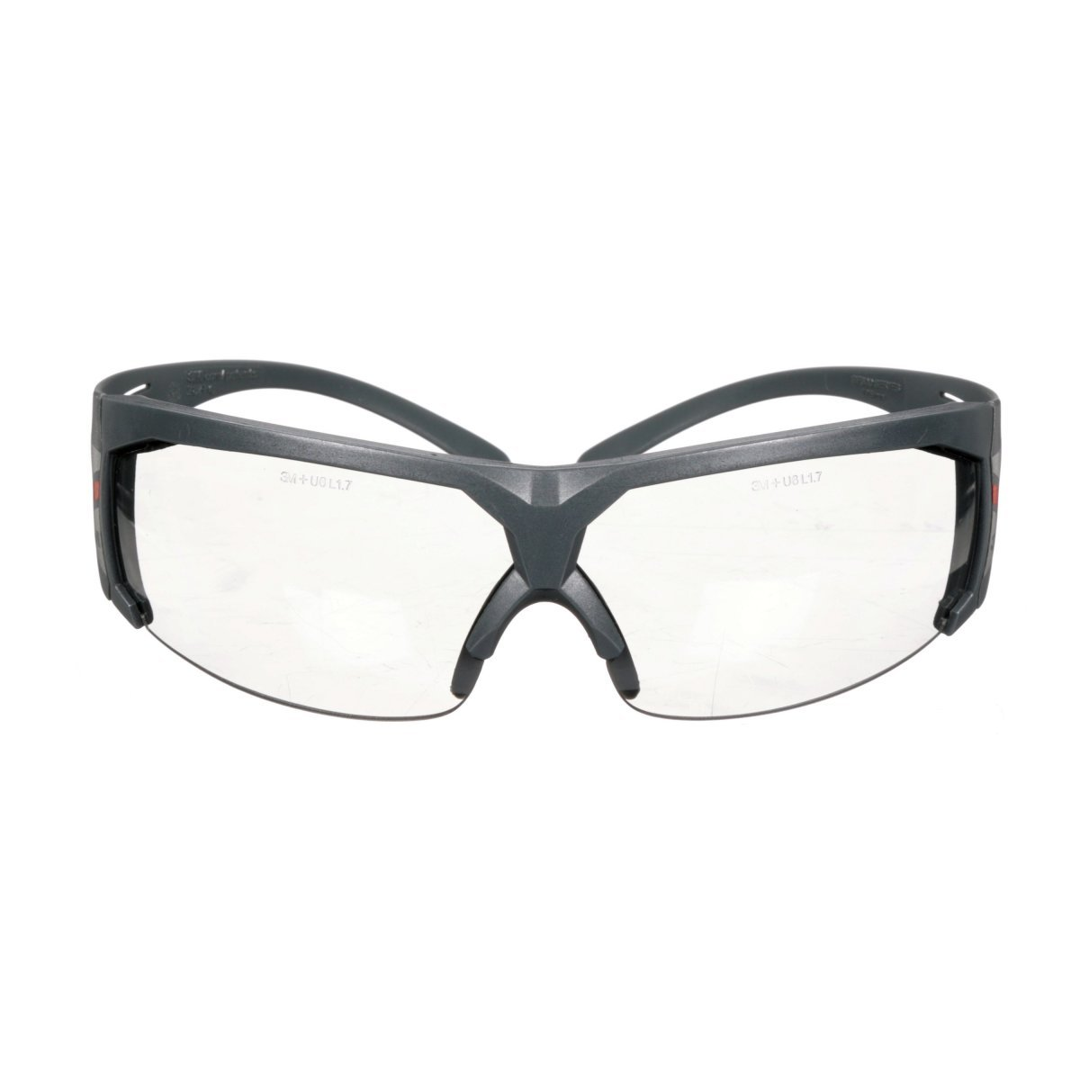3742436d7d7 3M™ SecureFit™ Gray Safety Glasses With Gray Anti-Fog Lens