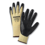 RADNOR® Medium 13 Gauge DuPont™ Kevlar® And LYCRA® Cut Resistant Gloves With Nitrile Coating